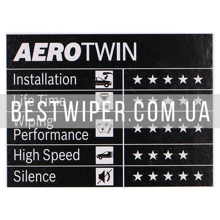 Bosch Aerotwin AR13U - фото 5