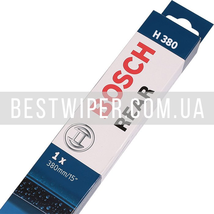 Задний дворник Bosch Rear H380