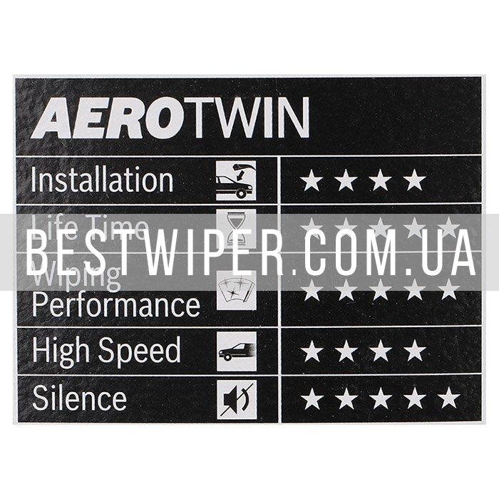 Комплект дворников Aerotwin Plus AP800U/AP750U - фото 3