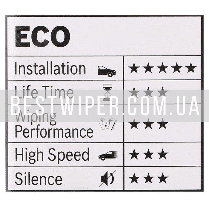 Комплект дворников ECO 50C/50C - фото 4